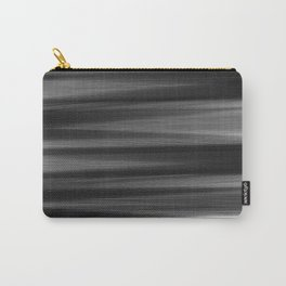 Soft, Dreamy Black White Carry-All Pouch