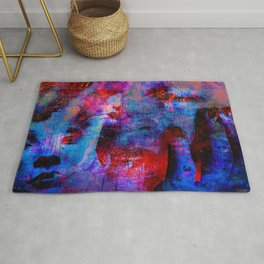 The witches of Salem Rug