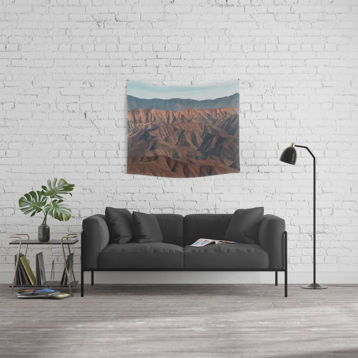 once rain Wall Tapestry