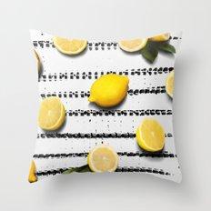 fruit 4 Throw Pillow