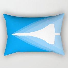 Concorde Shockwave Rectangular Pillow