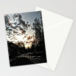 The City Isn't Home Stationery Cards