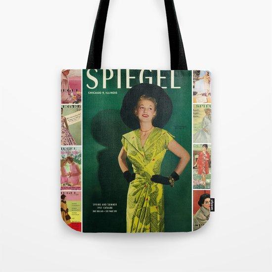 1951 Spring/Summer Catalog Cover Tote Bag