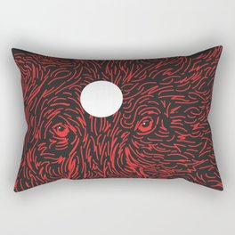 Corredor polones Rectangular Pillow