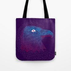 Titanium eagle Tote Bag