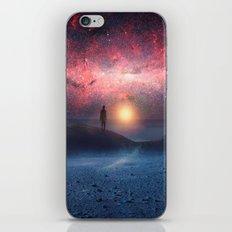 A new beginning II iPhone & iPod Skin