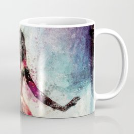 """""""She was part Day and part Night"""" by Nacho Dung Coffee Mug"""