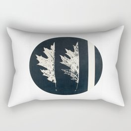 HERBARIUM. FORGOTTEN LEAVES. #9 Rectangular Pillow