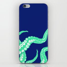 Release The Kraken! iPhone Skin