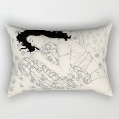 T-S.G. (Sleep Well) Rectangular Pillow