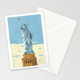 Statue of Liberty Stationery Cards