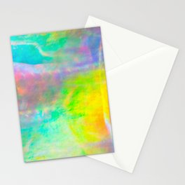 Prisms Play Of Light 1 Stationery Cards