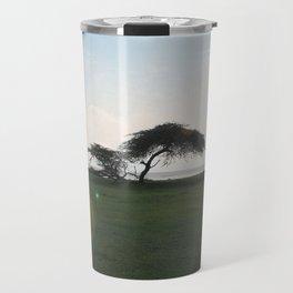 Acacia Field,Ethiopia Travel Mug