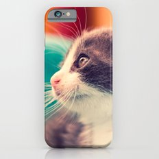 Billy The Cat iPhone 6s Slim Case