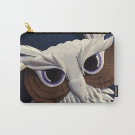 Owl of Wisdom Carry-All Pouch