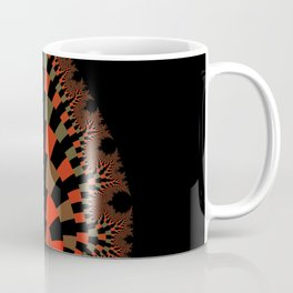 Tear Drop in Red Coffee Mug