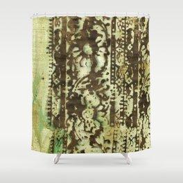 Indian Flavor Shower Curtain