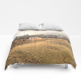 ranch dressing Comforters