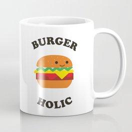 Burgerholic Coffee Mug