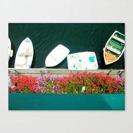 Monterey Vibes Canvas Print
