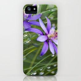 Meadow Dew iPhone Case