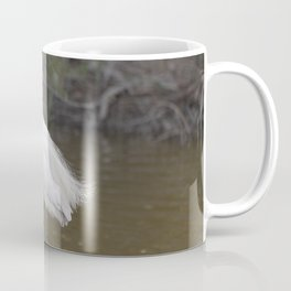 A little egret Coffee Mug