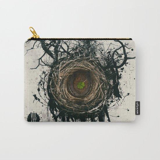 Bird Nest Carry-All Pouch