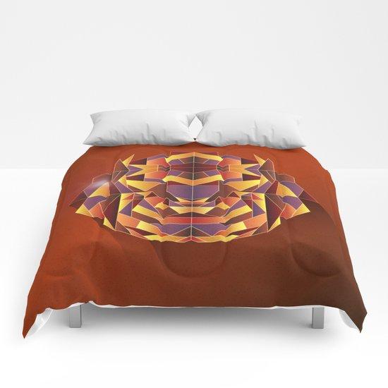 Tiger Mask Comforters
