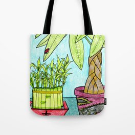 Luck & Fortune Tote Bag