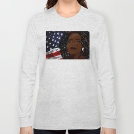 Oprah for president 2020 Long Sleeve T-shirt