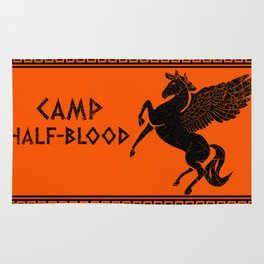 Camp Half-Blood Rug