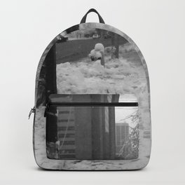 Snow in May Backpack