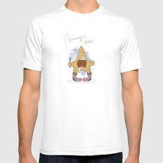 morning_star_01 White Mens Fitted Tee SMALL