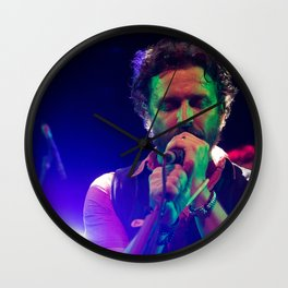 Rob Benedict with the Station Breaks in Amsterdam 2017 Wall Clock