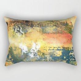 Lost Cities Rectangular Pillow