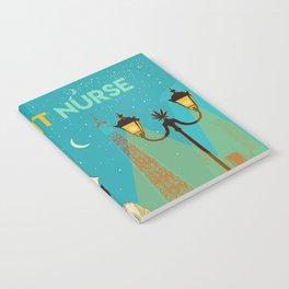 NIGHT NURSE Notebook