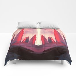 RECHARGED RECIPROCAL Comforters