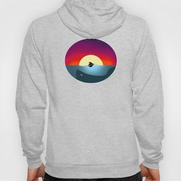 Sailboat in Sunset Hoody
