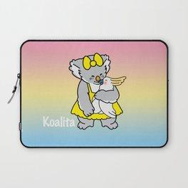 Koalita and friend Laptop Sleeve