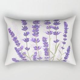 Lavender II Rectangular Pillow