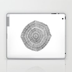 Vacancy Zine Mandala I B&W Laptop & iPad Skin