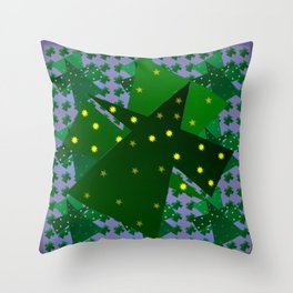 Christmas is over ... Throw Pillow