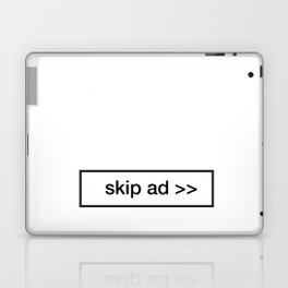 skip2 Laptop & iPad Skin