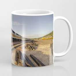 Canyon Rail Twylight Coffee Mug