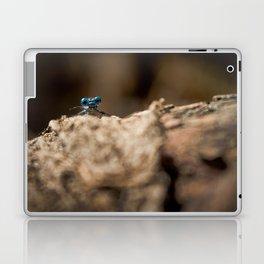 Libelula Azul, Blue Libelula Laptop & iPad Skin