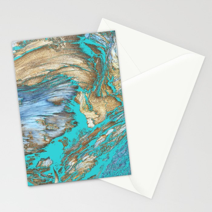 Woody Water Stationery Cards