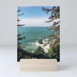 Into The Sea You & Me Mini Art Print