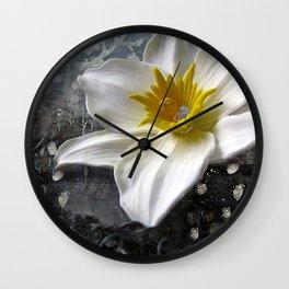 Frost Queen Wall Clock