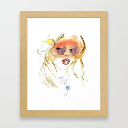 Colorlove 1 Framed Art Print