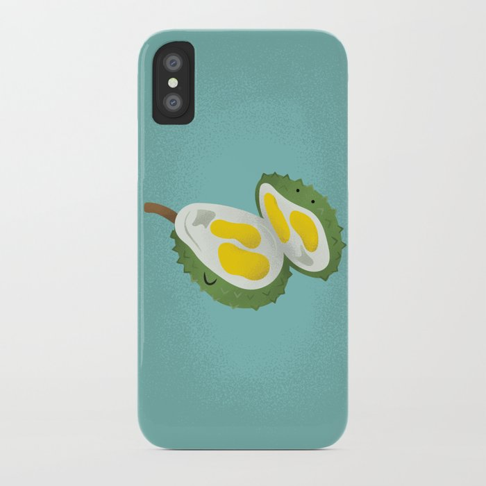 How are you Durian? iPhone Case